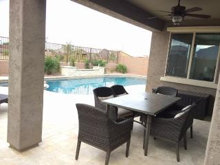 5 Bedroom House With Heated Pool & Hot Tub - Gilbert vacation rentals