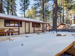 Two remodeled dog-friendly cabins, close to swimming, skiing & more! - South Lake Tahoe vacation rentals