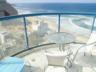 Sea view 2 bedrooms+2 balconies Isrotel Tower - Tel Aviv vacation rentals
