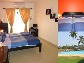 03) PVT Studio Nazri Resort Close to Baga Beach - Baga vacation rentals