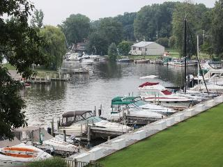 Landings 02 - on the Black river. Weekly only. - South Haven vacation rentals