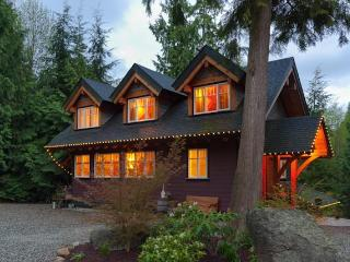 Gorgeous Sunshine Coast Timber Carriage House - Gibsons vacation rentals