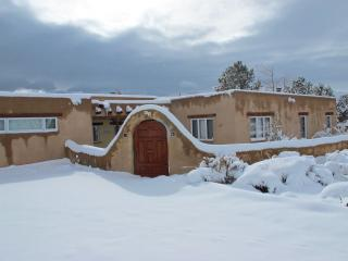 Newly renovated pueblo-style home, incredible view - Taos vacation rentals