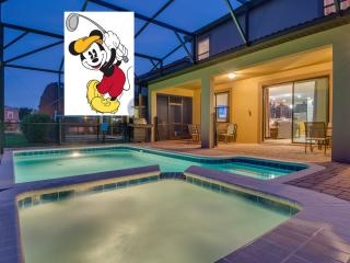 Modern Luxury POOL Villa near GOLF & DISNEY, WiFi - Davenport vacation rentals