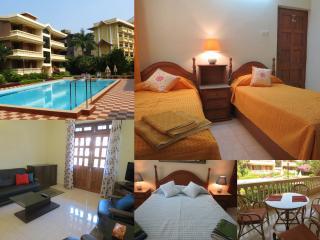 33) Spacious Apartment Regal Palms, Candolim,WiFi - Candolim vacation rentals