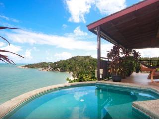 1 Bedroom Sunrise Sea View Villa - Plai Laem vacation rentals