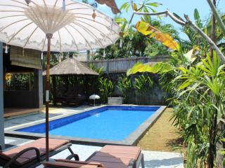 Villa on 600sqm with sep.Bungalow and all Comfort - Seminyak vacation rentals