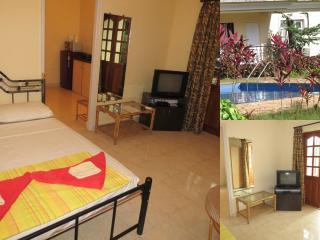43) Studio Apartment Central Calangute - Calangute vacation rentals