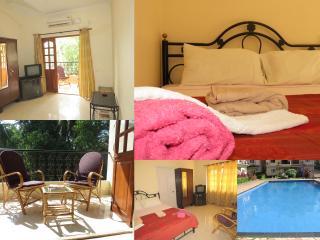 38) Studio Apartment Central Calangute - Calangute vacation rentals