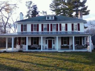 Farmhouse located in Shenandoah Valley on 36 acres - Winchester vacation rentals