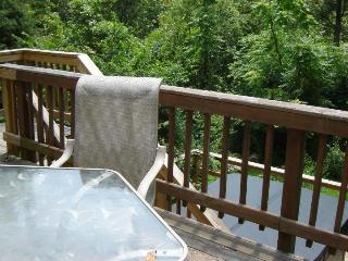 ESCAPE! 3 BR Hot Tub, Walk to the Shenandoah River - Luray vacation rentals