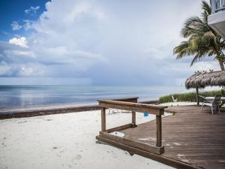 *Summer Promo* Rare Ocean Front Keys Home with Private Beach - Great for Kite Surfing! Pet Friendly - Islamorada vacation rentals