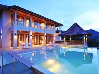 5-Bed Luxury Pool Villa with Tropical Sea Views - Mae Nam vacation rentals