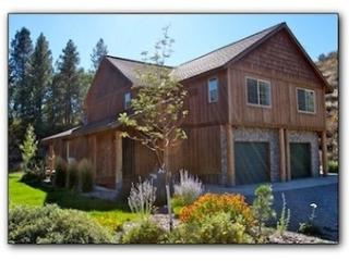 Walk to downtown, river, and trails- open space - Winthrop vacation rentals