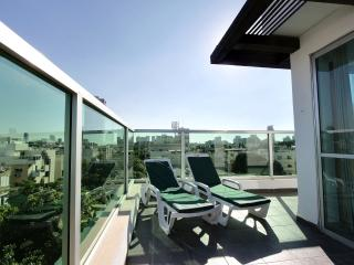 2 bedroom Apartment with Internet Access in Tel Aviv - Tel Aviv vacation rentals