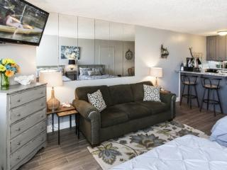 Beautiful Condo with A/C and Shared Outdoor Pool - Panama City Beach vacation rentals