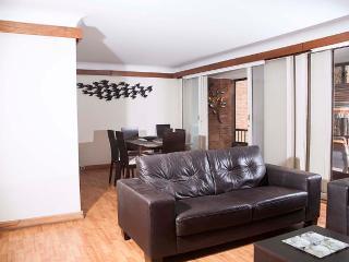 Spacious 2 Bedroom Apartment in La Carolina - Bogota vacation rentals