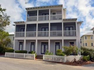 Grace Villa - Stylish 30A Beach Home!  Heated Pool - Steps to Sugar Sand Beach - Santa Rosa Beach vacation rentals
