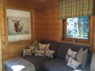 Stunning large private self catering premier log cabin with mountain views - Filzmoos vacation rentals