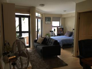 Modern studio apartment with balcony and rooftop - Sydney vacation rentals