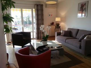 80m2tres lumineux proche CV parking prive securise - Nîmes vacation rentals