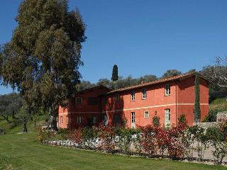 Farmhouse Near the Tuscan Coast with a Jacuzzi and a Private Pool - Villa San Martino - San Martino in Freddana vacation rentals