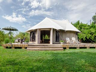 Charming Tented camp with Internet Access and A/C - Mirano vacation rentals