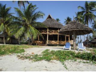 Barry's Beach Resort consists of seven unique self - Pangani vacation rentals