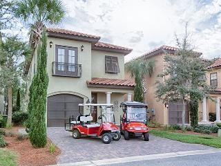 The Getaway offers 4 bedroom & 4 bathroom Sandestin Home in Villa Lago with 2 Golf Carts Included!!! ~ RA90034 - Miramar Beach vacation rentals