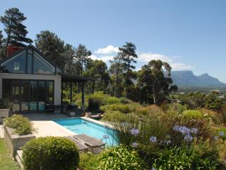 Beautiful home in Secure Estate with endless views - Tokai vacation rentals
