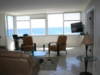 This 2 BR/ 2 Baths Oceanfront Condo Has it All - Fort Lauderdale vacation rentals