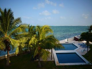 Ocean view house with pool - Cancun vacation rentals