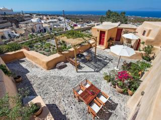 Bright Villa with Balcony and Water Views - Oia vacation rentals
