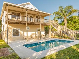 Beach Haven - Heated Pool -  Only Steps to Beach! - Saint Augustine Beach vacation rentals