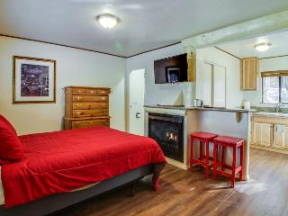 Dog-friendly cabin with a shared firepit & updated rustic charm! - South Lake Tahoe vacation rentals