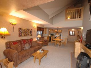 2 Story Luxury Ski in/Ski out Condo in Mtn Village - Big Sky vacation rentals