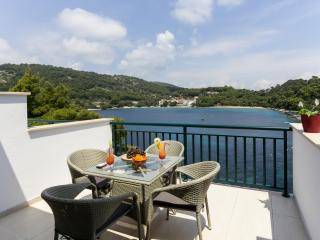 Apartments Posta - One-Bedroom Apartment with Terrace and Sea View (3 Adults) - Apartman 6 - Saplunara vacation rentals