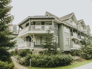 Lovely one Level 2 bed , 2 bath townhouse across from Village in Granite Court Unit 312 - Whistler vacation rentals