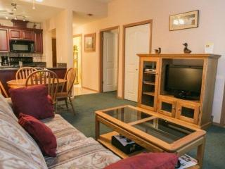 Executive 1 Bedroom Condo with courtyard and pool side access, unit #106 - Whistler vacation rentals