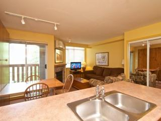 Lovely Studio Condo at Deer Lodge - Whistler vacation rentals