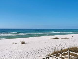 Spacious new construction unit beautifully decorated and steps to the beach At Alerio! - Miramar Beach vacation rentals