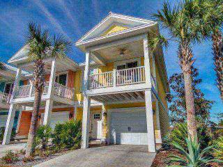 North Beach Plantation Luxury Spa Vila 2BR 2BA Sleeps 7. 2.5 Acres of Pools. Spa Villa 4917 - North Myrtle Beach vacation rentals