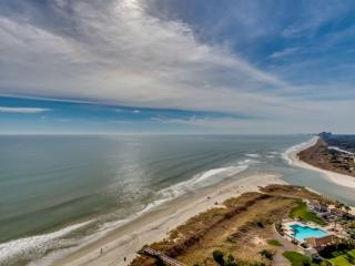 Oceanfront North Beach Plantation Luxury Penthouse 5BR 5BA Condo. 2.5 Acres of Pools. Sleeps 14 PH03 - North Myrtle Beach vacation rentals