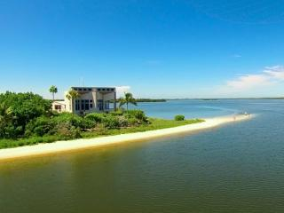 The Bay House - Spectacular VIews!!  Your Own Private Beach!! - Sanibel Island vacation rentals