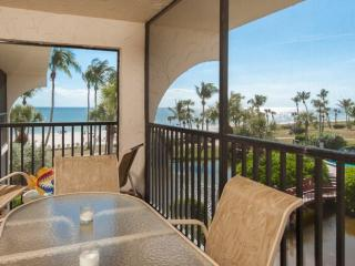NEWLY REMODELED!!  GULF FRONT!!!! STEPS TO BEACH!!! - Sanibel Island vacation rentals