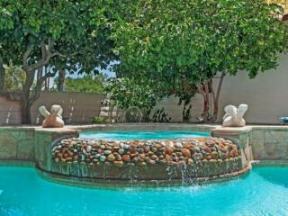 Uncork & Unwind!! Your Private Oasis, Private heated Pool & Spa in Desert Breezes Tennis Resort - Palm Desert vacation rentals