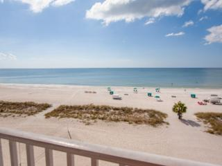 Comfortable Condo with Internet Access and A/C - Treasure Island vacation rentals