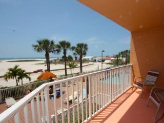 Nice Condo with Internet Access and A/C - Treasure Island vacation rentals