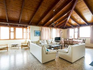 Nice House with Balcony and Mountain Views - Nazareth vacation rentals