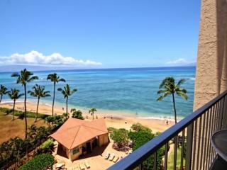 Great Views - Royal Kahana 7th Floor Ocean View 1 bedroom / 1 bath - Kahana vacation rentals